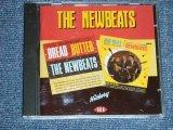 The NEWBEATS - BREAD & BUTTER+ BIG BEATS ( 2 in 1 + Bonus ) ( MINT-/MINT)  / 2004 UK ENGLAND ORIGINAL  Used CD