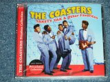 "THE COASTERS - YAKETY YAK & OTHER FAVORITE  ( SEALED )  / 2004 US AMERICA  ORIGINAL ""BRAND NEW SEALED"" CD"