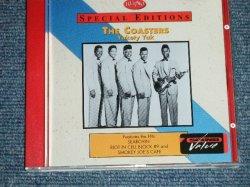 """画像1: THE COASTERS - YAKETY YAK ( NEW )  / 1993 US AMERICA ORIGINAL """"BRAND NEW"""" CD"""