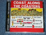 "THE COASTERS - COAST ALONG WITH  ( SEALED )  / 2005 US AMERICA  ORIGINAL ""BRAND NEW SEALED"" CD"