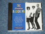 THE RAINDROPS - THE COMPLETE RAINDROPS  ( MINT-/MINT )  / 1994 UK ENGLAND  ORIGINAL Used CD