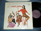 WANDA JACKSON - THERE'S A PARTY GOIN' ON (Ex++/Ex+++)  / 1980's?  FRENCH FRANCE REISSUE Used LP