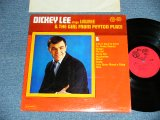 DICKEY LEE - Sings LAURIE & THE GIRL FROM PEYTON PLACE ( Ex++/Ex+++ )  / 1965 US AMERICA  ORIGINAL MONO Used  LP