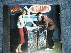 """画像1: THE CHANTELS  - THE CHANTELS ( NEW )  / 1991 US AMERICA  """"BRAND NEW"""" Dead Stock CD"""