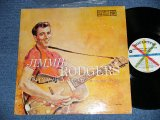 """JIMMIE RODGERS -  HIS GOLDEN YEARS ( Ex-,Ex+/Ex+ ) / 1959 US AMERICA ORIGINAL 1st  Press """"WHITE Label""""  MONO Used  LP"""