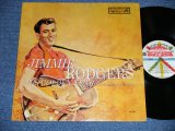 """JIMMIE RODGERS -  HIS GOLDEN YEARS ( Ex-/Ex++ ) / 1959 US AMERICA ORIGINAL 1st  Press """"WHITE Label""""  MONO Used  LP"""