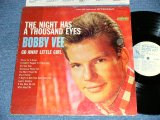 "BOBBY VEE - THE NIGHT HAS A THOUSAND EYES ( VG+++/Ex++ Looks:Ex+++)  / 1963  US AMERICA ORIGINAL ""AUDITION LABEL PROMO"" STEREO Used  LP"