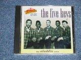 The FIVE KEYS - THE ALADDIN YEARS  (MINT-/MINT )  / 1995 US AMERICA ORIGINAL Used CD