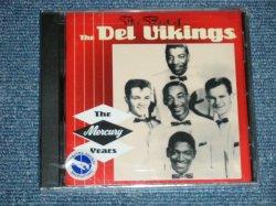 """画像1: The DEL-VIKINGS - THE BEST OF Del-Vikings THE MERCURY YEARS ( SEALED )  / 1996 US AMERICA ORIGINAL """"BRAND NEW SEALED"""" CD"""