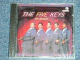 "The FIVE KEYS - ON STAGE!  ( SEALED )  / GERMANY  ORIGINAL ""BRAND NEW SEALED"" CD"