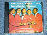 "The FIVE KEYS - RHYTHM & BLUES HITS ( SEALED )  / 1988 US AMERICA ORIGINAL ""BRAND NEW SEALED"" CD"