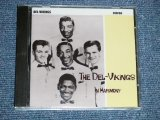 "The DEL-VIKINGS - IN HARMONY ( NEW )  / 1998  UK ENGLAND  ORIGINAL ""BRAND NEW""  CD"