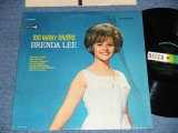"BRENDA LEE - TWO MANY RIVERS ( MINT-/Ex++) / 1965 US AMERICA ORIGINAL ""STEREO"" Used   LP"