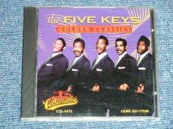 画像1: The FIVE KEYS - GOLDEN CLASSICS ( MINT-/MINT )  / 1994 US AMERICA ORIGINAL Used CD