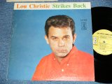 LOU CHRISTIE - STRIKES BACK ( Ex+,VG+++/Ex+,Ex+++) / 1966 US AMERICA ORIGINAL MONO Used LP