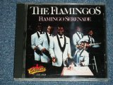 THE FLAMINGOS - FLAMINGO SERENADE ( MINT-/MINT)  / 1991 US AMERICA  Used CD