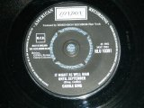 "CAROLE KING - IT MIGHT AS WELL RAIN UNTIL SEPTEMBER (Ex+++/Ex+++ )  / 1962 UK ENGLAND  ""BOXED LONDON Label""  Used 7"" SINGLE"