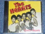 "THE HEARTS - LONELY NIGHTS ( SEALED)  /  1997   US AMERICA ORIGINAL ""BRAND NEW SEALED""  CD"