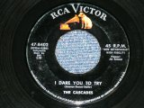 "THE CASCADES - I DARE YOU TO TRY / AWAKE ( Ex+/Ex+) / 1964 US AMERICA ORIGINAL Used 7"" Single"