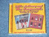 "LITTLE ANTHONY and The IMPERIALS  -  WE ARE The IMPERIALS  feat. LITTLE ANTHONY + SHADES OF THE 40's ( 2 in 1 ) ( SEALED)  / 1998 UK ENGLAND  ""BRAND NEW SEALED"" CD"