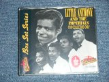 "LITTLE ANTHONY and The IMPERIALS  -  FOR COLLECTOR'S ONLY ( SEALED)  / 1992 US AMERICA ORIGINAL ""BRAND NEW SEALED"" 2-CD'S Set"