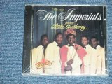 "LITTLE ANTHONY and The IMPERIALS  -  WE ARE The IMPERIALS  feat. LITTLE ANTHONY( SEALED)  / 1991 US AMERICA ORIGINAL ""BRAND NEW SEALED"" CD"