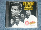 "LITTLE ANTHONY and The IMPERIALS  -  FOR COLLECTOR'S ONLY ( SEALED)  / 1992 US AMERICA ORIGINAL SLIM Package ""BRAND NEW SEALED"" 2-CD'S Set"