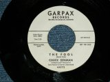 "CHUCK DENMAN - THE FOOL : GOLDEN DREAMS   ( Ex++/Ex++ )  / 1962 US AMERICA Original ""WHITE LABEL PROMO"" Used 7"" Single"