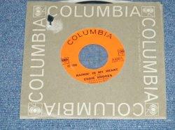 """画像1: EDDIE HODDGES - RAININ' IN MY HEART / HALFWAY ( TERRY MELCHER Works ) ( Ex+/Ex++)  / 1963 US AMERICA  ORIGINAL Used 7"""" SINGLE"""