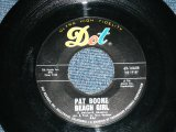 "PAT BOONE - BEACH GIRL / LITTLE HONDA ( TERRY MELCHER Works ) ( Ex+++/Ex+++)  / 1964 US AMERICA ORIGINAL Used 7"" SINGLE"