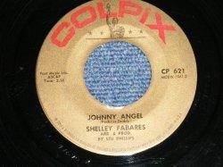 """画像1: SHELLEY FABARES - JOHNNY ANGEL : WHERE'S IT GONNA GET ME?   ( Ex/Ex )  / 1962 US AMERICA ORIGINAL   Used 7"""" SINGLE"""
