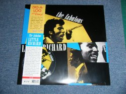 "画像1: LITTLE RICHARD  - THE FABULOUS LITTLE RICHARD   (SEALED)  / 2012 EUROPE REISSUE ""BRAND NEW SEALED"" LP +Bonus CD"