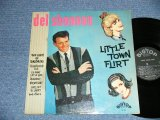 DEL SHANNON - LITTLE TOWN FLIRT   ( Ex+/Ex+ Looks:Ex) / 1963 US AMERICA ORIGINAL MONO Used LP