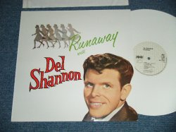 "画像1: DEL SHANNON - RUNAWAY with DEL SHANNON ( BRAND  NEW :DEAD STOCK ) / 1980 WEST-GERMANY GERMAN  REISSUE ""WHITE WAX Vinyl"" "" BRAND NEW"" LP"