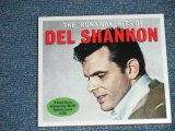 "DEL SHANNON - THE ""RUNAWAY"" HITS OF DEL SHANNON ( BRAND  NEW SEALED) / 2014 EUROPE  "" BRAND NEW SEALED"" CD"
