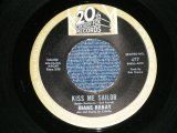 "DIANE RENAY - KISS ME SAILOR : SOFT-SPOKEN GUY ( Ex++/Ex++ )   / 1964 US AMERICA ORIGINAL Used 7"" Single"