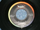 "The  SOCIETY GIRLS - S.P.C.L.G. : YOU BETTER STAY HOME  ( Ex+++/Ex+++)  / 1963 US AMERICA  ORIGINAL Used 7"" SINGLE"