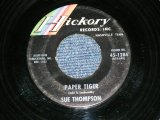 "SUE THOMPSON - PAPER TIGER : MAMA DON'T CRY AT MY WEDDING  (Ex++/Ex+)  / 1964 US AMERICA ORIGINAL   Used 7"" SINGLE"