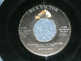 "SKEETER DAVIS  -  (I CAN'T HELP YOU) I'M FALLING TOO : NO NEVER (VG+++/VG++)  / 1960 US AMERICA ORIGINAL Used 7"" SINGLE"