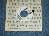"JACKIE and The RAINDROPS - DOWN OUR STREET : MY HEART IS YOUR HEART ( Ex++/Ex++)  / 1964 US AMERICA  ORIGINAL ""WHITE LABEL PROMO"" Used 7"" SINGLE"