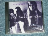 "THE SHANGRI-LAS -  REMEMBER ( SEALED)  / UK ENGLAND  ""BRAND NEW SEALED"" CD"