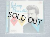 "JOHNNY BURNETTE - JOHNNY BURNETTE  + JOHNNY BURNETTE  SINGS + BONUS ( NEW  ) / 2014 EUROPE  ""BRAND NEW""  CD"