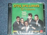 OTIS WILLIAMS & The CHARMES- SINGLES COLLECTION 1953-1958 ( SEALED )  / 2014 UK/CZECH REPUBLIC BRAND NEW Sealed 2 CD