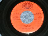 "THE SILHOUETTES - GET A JOB : I AM LONELY (Ex+Ex+)  / 1958 US AMERICA ORIGINAL Used 7""SINGLE"