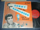 SUNNY and the SUNLINERS - LIVE IN HOLLYWOOD ( Ex/Ex++ ) / 1965 US AMERICA ORIGINAL MONO Used LP