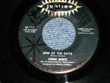 "VINNIE MONTE - ONE OF THE GUYS : THE YEAR MAY BE OVER ( Ex++/Ex++ )  /  1962  US AMERICA ORIGINAL Used 7"" SINGLE"