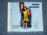 "VA  (TOMMY BIENER with WENDY & The SCHOOL GIRLS,The DOVERS,PAUL GRIFFIN,+MORE ) - TEEN SCENE !  / 2002 GERMANY  ORIGINAL ""BRAND NEW SEALED"" CD"