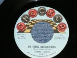"TOMMY TUCKER - HI-HEEL SNEAKERS : I DON'T WANT 'CHA ( Ex+++/Ex+++ )  /   US AMERICA  ""2nd Press Label""   Used 7"" SINGLE"