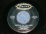 "VINNIE MONTE - PAINTING THE TOWN WITH TEARDROPS ( C.WEIL & B.MANN) : ASK YOUR HEART ( BEN RALEIGH & JEFF BARRY)  ( Ex++/Ex++ )  /  1962  US AMERICA ORIGINAL Used 7"" SINGLE"