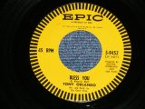 "TONY ORLAND - BLESS YOU ( B.MANN & C.WEIL/Arr.C.KING ) : AM I THE GUY  ( J.GOFFEN & C.KING/ Arr.C.KING )  ( Ex++/Ex++ ) / 1961 US AMERICA ORIGINAL Used 7"" SINGLE"